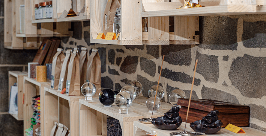 Espace boutique : Ô Réveil du Soi